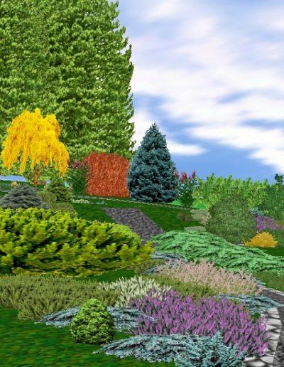 Návrhy zahrad (23)
