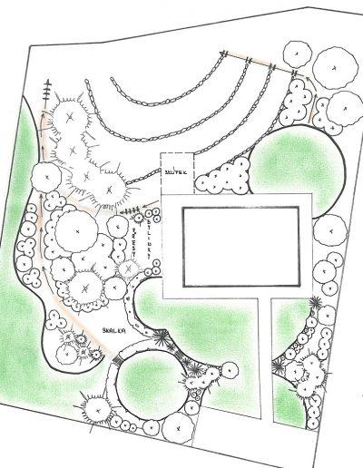 Návrhy zahrad (5)